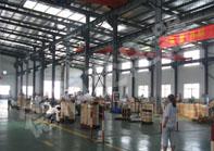 生产中的克孜勒苏scb10干式变压器