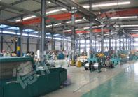 克孜勒苏s11油浸式变压器生产线
